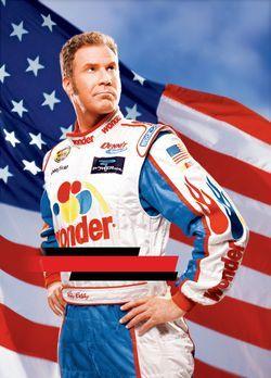 Ricky Bobby - König der Rennfahrer - Ricky Bobby (Will Ferrell) ist ein gefei...