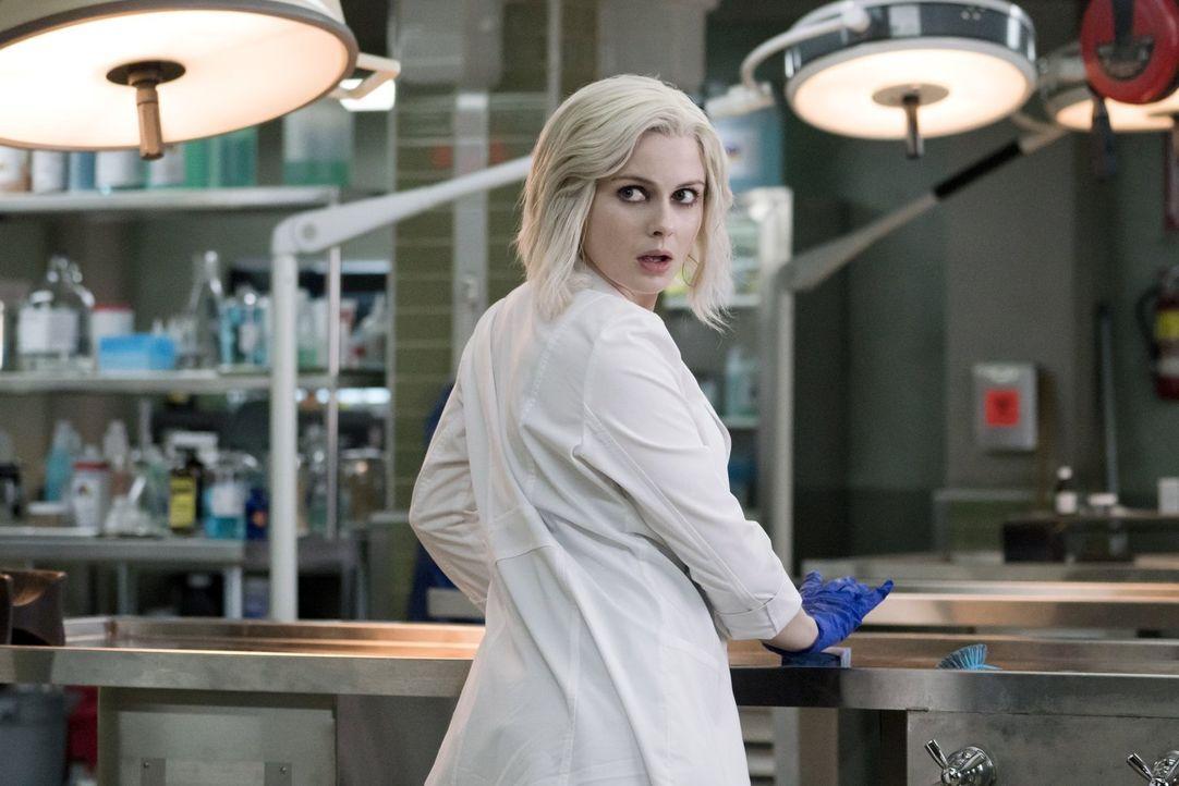 Ein Besuch bei Blaine zeigt Liv (Rose McIver), dass er eindeutig nicht mehr er selber ist. Doch kommt diese Typveränderung wirklich nur durch den Ve... - Bildquelle: 2014 Warner Brothers