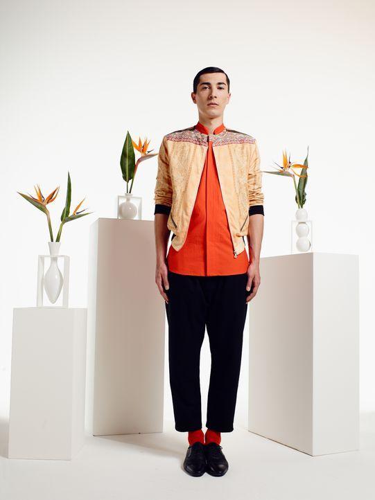 Fashion-Hero-Epi05-Shooting-Marcel-Ostertag-03-Thomas-von-Aagh - Bildquelle: Thomas von Aagh