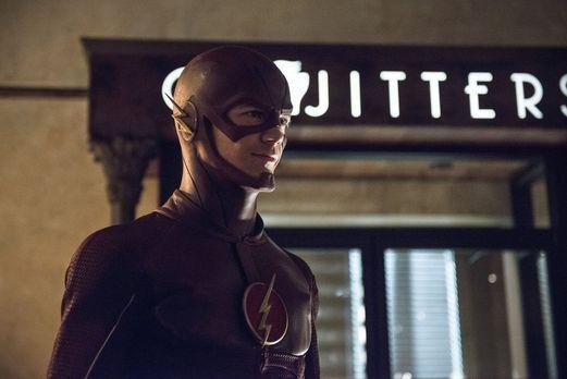 The Flash - Im Kampf gegen das Böse: Barry alias The Flash (Grant Gustin) ......