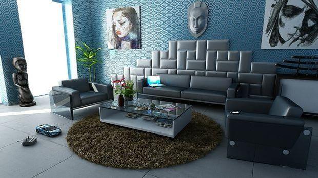 modern wohnen mit hilfreichen einrichtungstipps. Black Bedroom Furniture Sets. Home Design Ideas