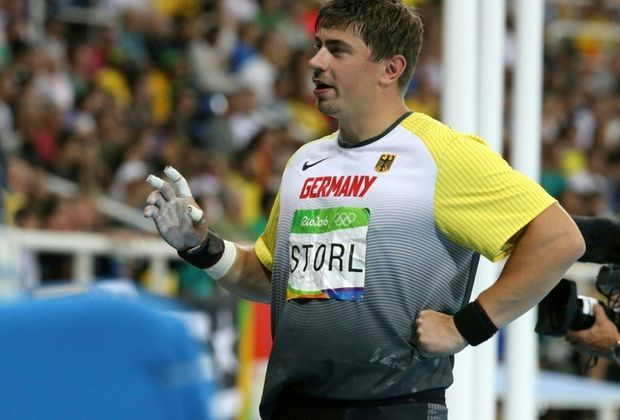 David Storl will Titel Nummer acht in Nürnberg holen