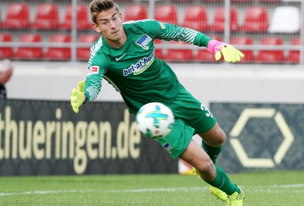 Sprung in die Europa League: Jonathan Klinsmann