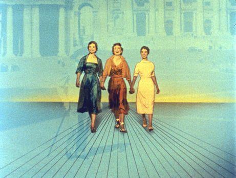 Drei Münzen im Brunnen - Artwork - Bildquelle: 1954 Twentieth Century Fox Fil...