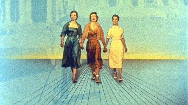 Drei Münzen im Brunnen - Artwork © 1954 Twentieth Century Fox Film Corporation.