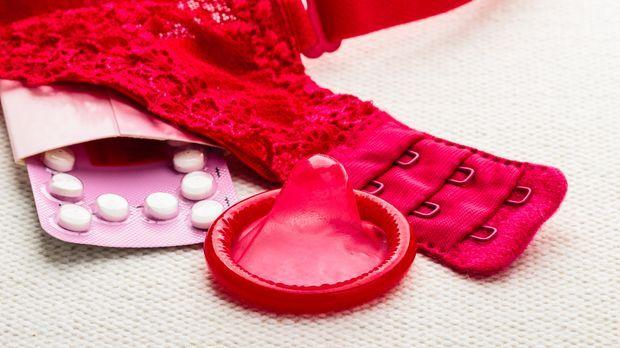 Beim sex kondom gerissen