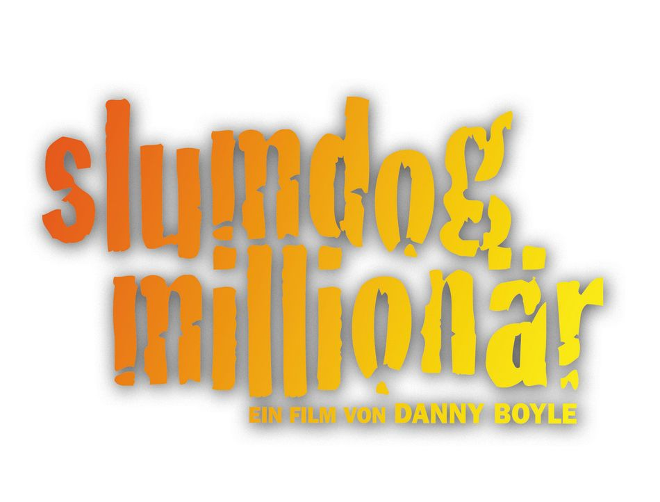 SLUMDOG MILLIONÄR - Logo - Bildquelle: 2009 PROKINO Filmverleih GmbH