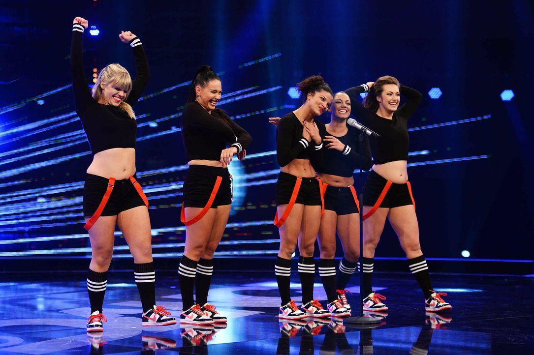 Got-To-Dance-Banging-Boots-07-SAT1-ProSieben-Willi-Weber - Bildquelle: SAT.1/ProSieben/Willi Weber