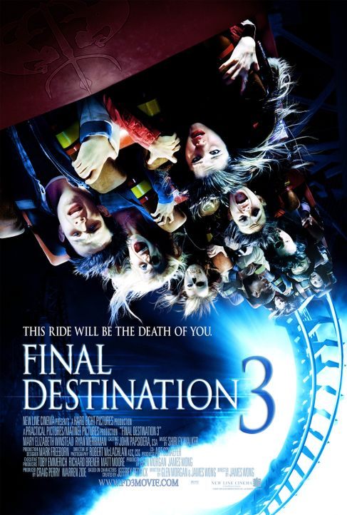 FINAL DESTINATION 3 - Plakatmotiv - Bildquelle: 2005   Warner Brothers