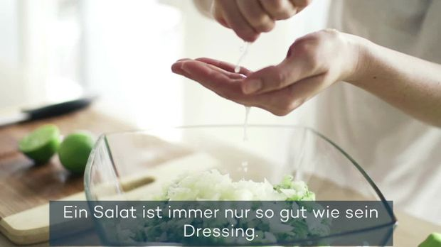 service video gesundes salatdressing selber machen sat 1 gold. Black Bedroom Furniture Sets. Home Design Ideas
