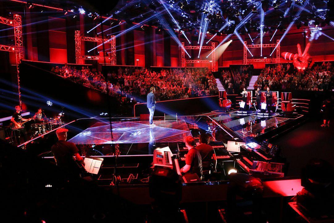 TVOG-Stf05-Julian-05-SAT1-ProSieben-Richard-Huebner - Bildquelle: SAT.1/ProSieben/Richard Huebner