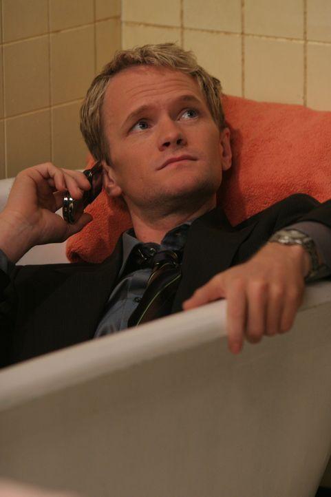 Barney (Neil Patrick Harris) will eigentlich nur eines: Dass sich Ted wieder einmal so richtig volllaufen lässt ... - Bildquelle: 20th Century Fox International Television
