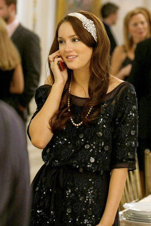 Blair (Leighton Meester) überzeugt Lily davon, dass sie nicht die ganze Geschichte kennt ... - Bildquelle: Warner Bros. Television
