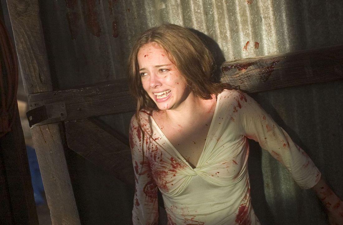 Im Visier einer Bestie, die kein Pardon kennt: Eden (Agnes Bruckner) ... - Bildquelle: Miramax Film Corp. All rights reserved.