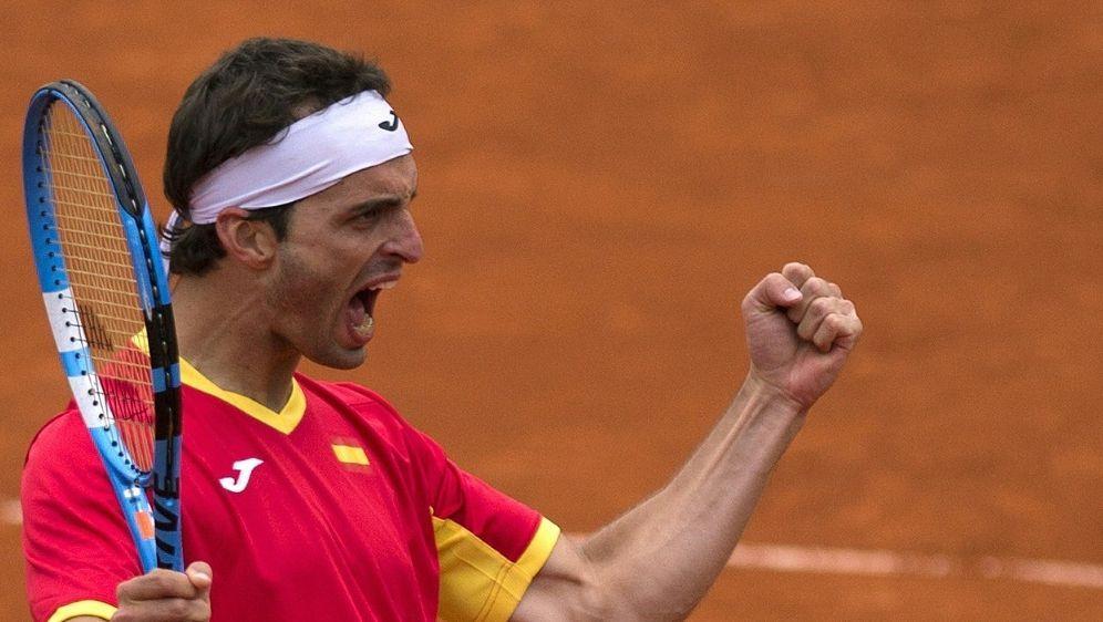 Davis Cup Spanien Im Viertelfinale Gegen Deutschland
