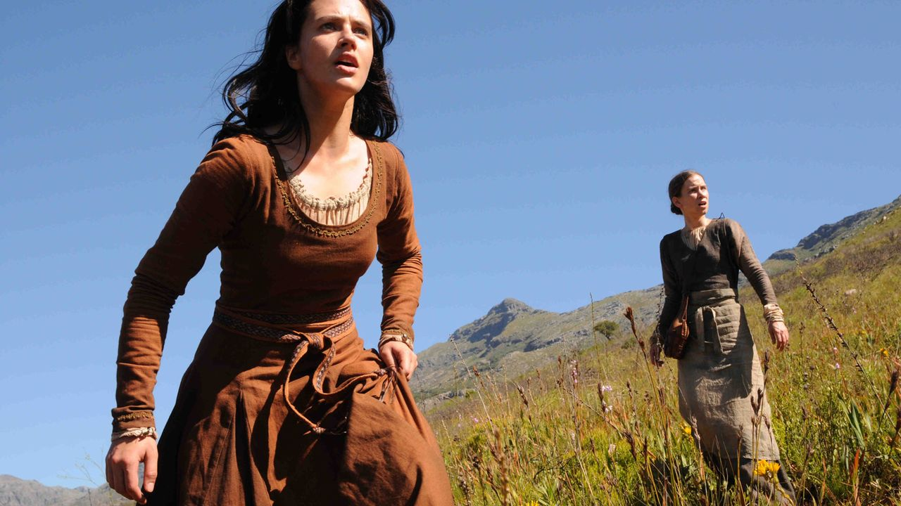 Das-verlorene-Labyrinth-Teil2-11-Tandem-Film-Afrika - Bildquelle: SAT.1/2011 Tandem Productions GmbH  & Film Afrika Worldwide (Pty) Limited  South Africa. All Rights Reserved.