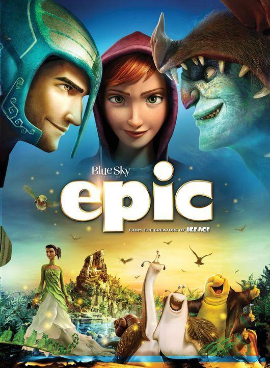 Epic - Verborgenes Königreich - Plakatmotiv - Bildquelle: 2013 Twentieth Century Fox Film Corporation. All rights reserved.