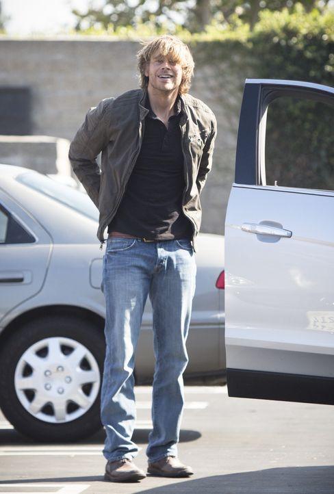 Die Rückkehr zur Arbeit ist für Deeks (Eric Christian Olsen) schwerer als gedacht ... - Bildquelle: CBS Studios Inc. All Rights Reserved.