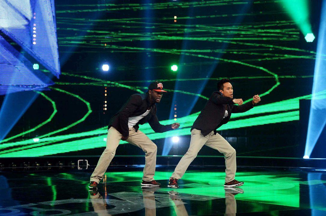 Got-To-Dance-The-Future-Boyz-02-SAT1-ProSieben-Willi-Weber - Bildquelle: SAT.1/ProSieben/Willi Weber