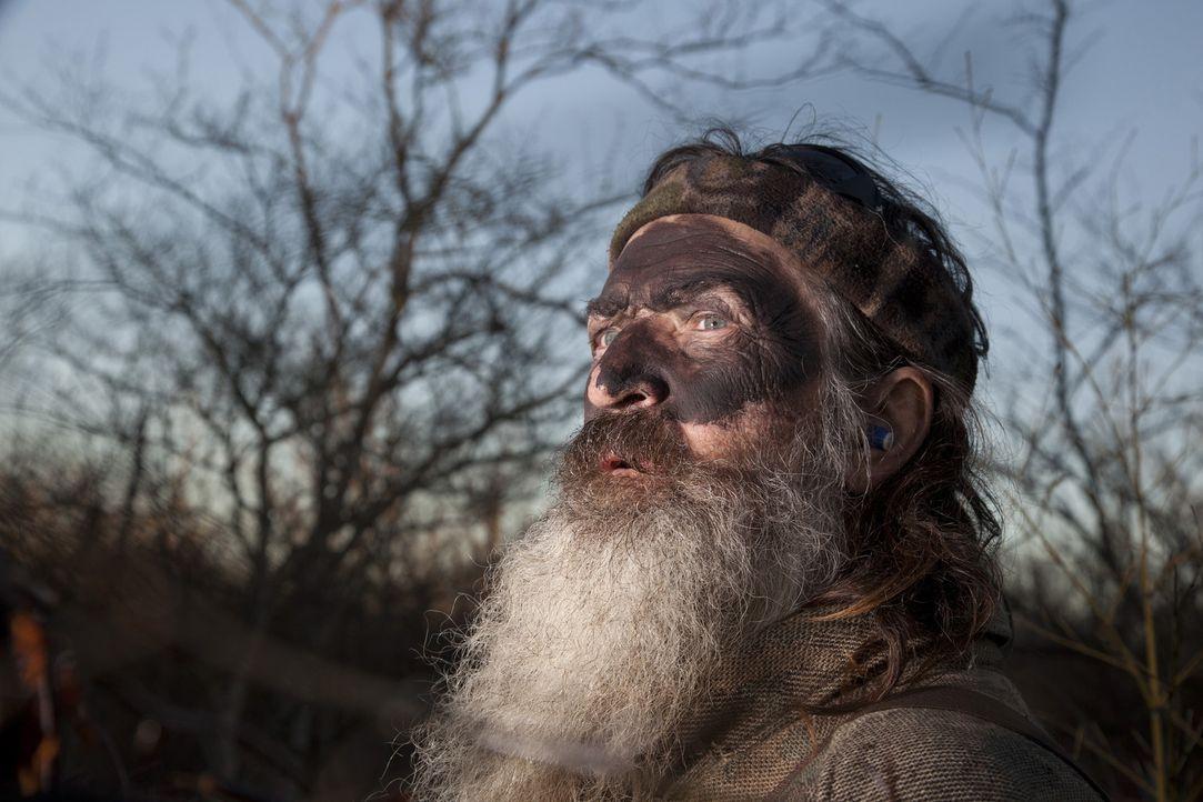 Er lebt den amerikanischen Traum: Phil (Phil Robertson) hat es geschafft, mit Duck Commander aus dem Nichts ein gut laufendes Geschäft zu entwickel... - Bildquelle: Zach Dilgard 2012 A+E Networks