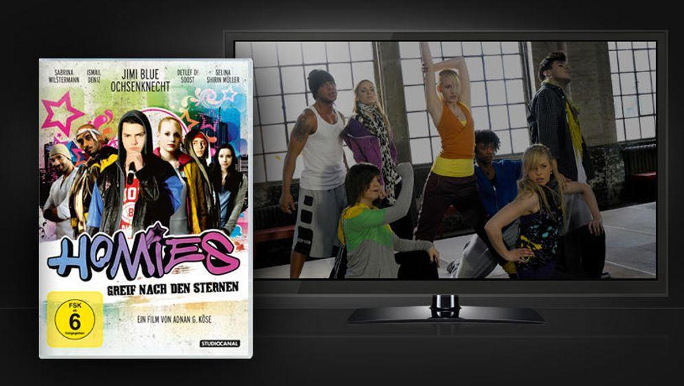DVD-Homies 820 x 461 - Bildquelle: Universum Film