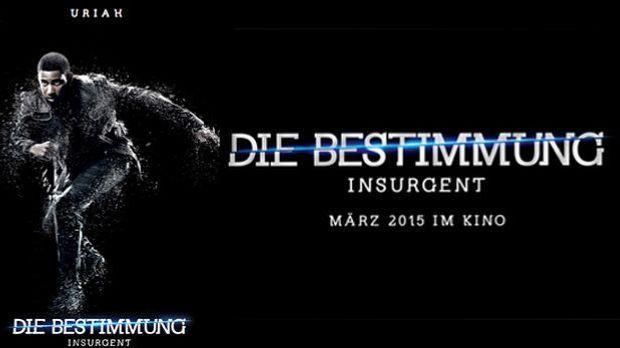 DIE BESTIMMUNG - INSURGENT  - Uriah