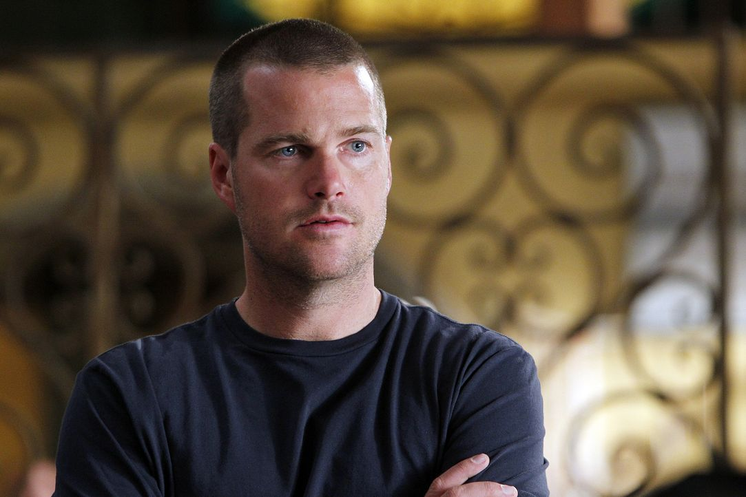 Ermittelt in einem neuen Fall: Callen (Chris O'Donnell) ... - Bildquelle: CBS Studios Inc. All Rights Reserved.