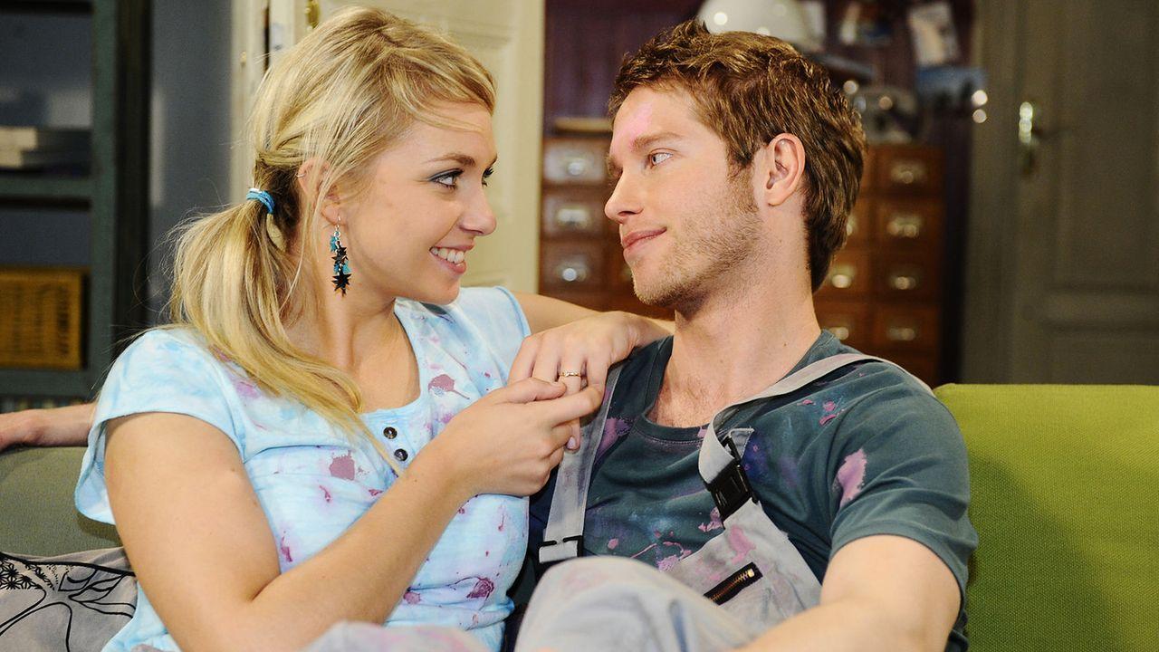 Anna-und-die-Liebe-Folge-499-03-SAT1-Oliver-Ziebe - Bildquelle: Sat.1/Oliver Ziebe