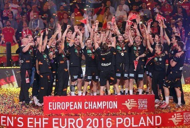 ARD ist mit der Übertragung der Handball-EM nominiert