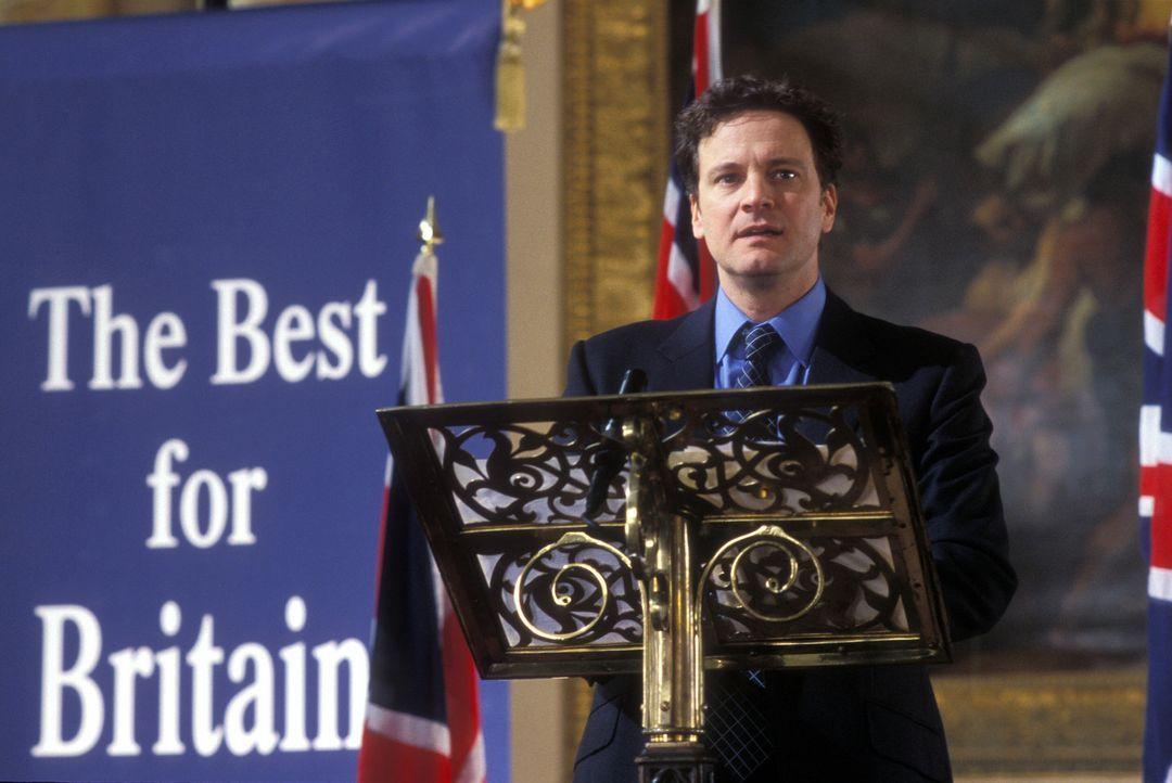 Lord Henry Dashwood (Colin Firth hat große Chancen, die Wahl zum nächsten Premierminister zu gewinnen. Da holt ihn die Vergangenheit ein ... - Bildquelle: Warner Bros.