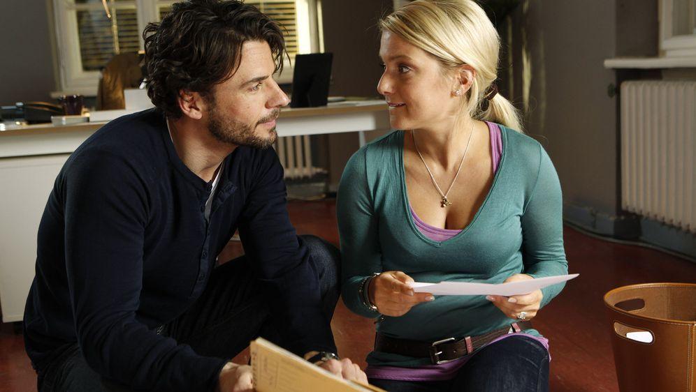 Lizzy und der Kommissar - Bildquelle: Daniela Incoronato SAT.1