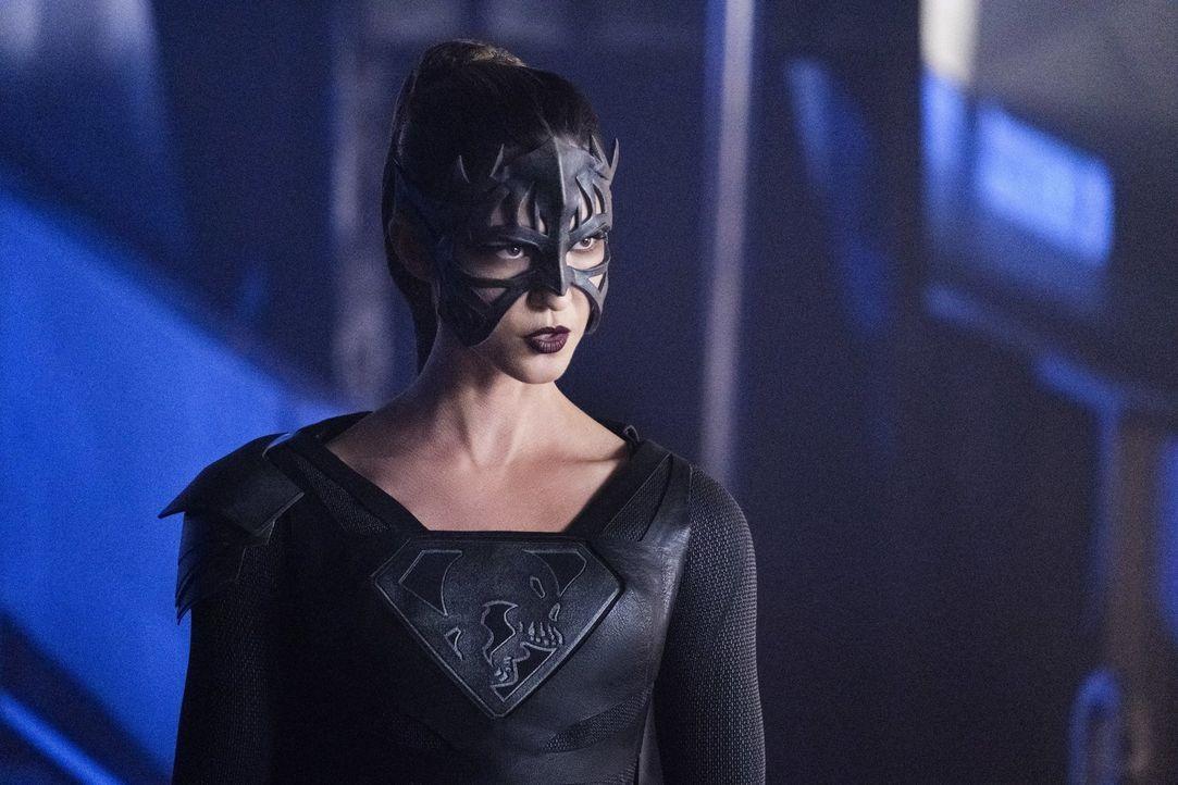 Wird es Sam alias Reign (Odette Annable) gelingen, Supergirls neuste Mission zu torpedieren? - Bildquelle: 2017 Warner Bros.