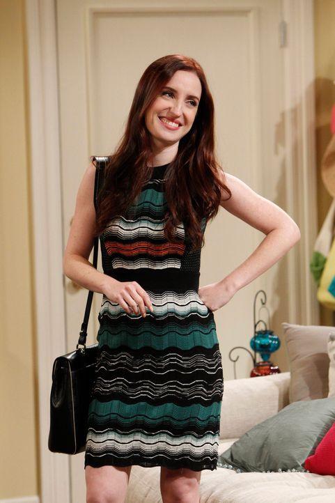 Kate (Zoe Lister-Jones) forscht in der Vergangenheit des Verlobten ihrer guten Freundin Jules und deckt einiges auf ... - Bildquelle: 2013 CBS Broadcasting, Inc. All Rights Reserved.
