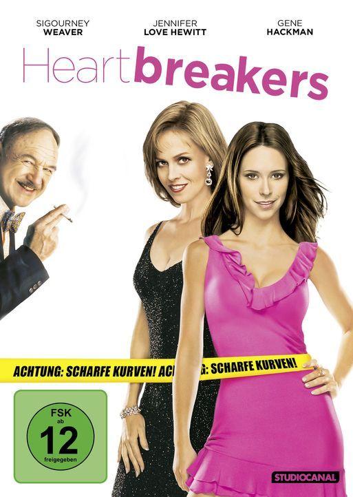 Heartbreakers - Achtung: Scharfe Kurven - Artwork - Bildquelle: Studiocanal