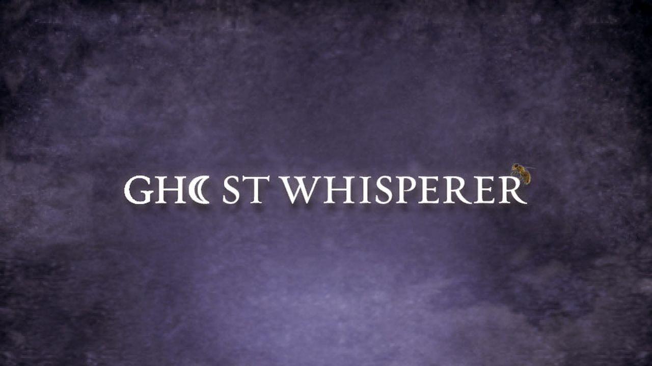 """""""Ghost Whisperer - Stimmen aus dem Jenseits"""" - Logo - Bildquelle: ABC Studios"""
