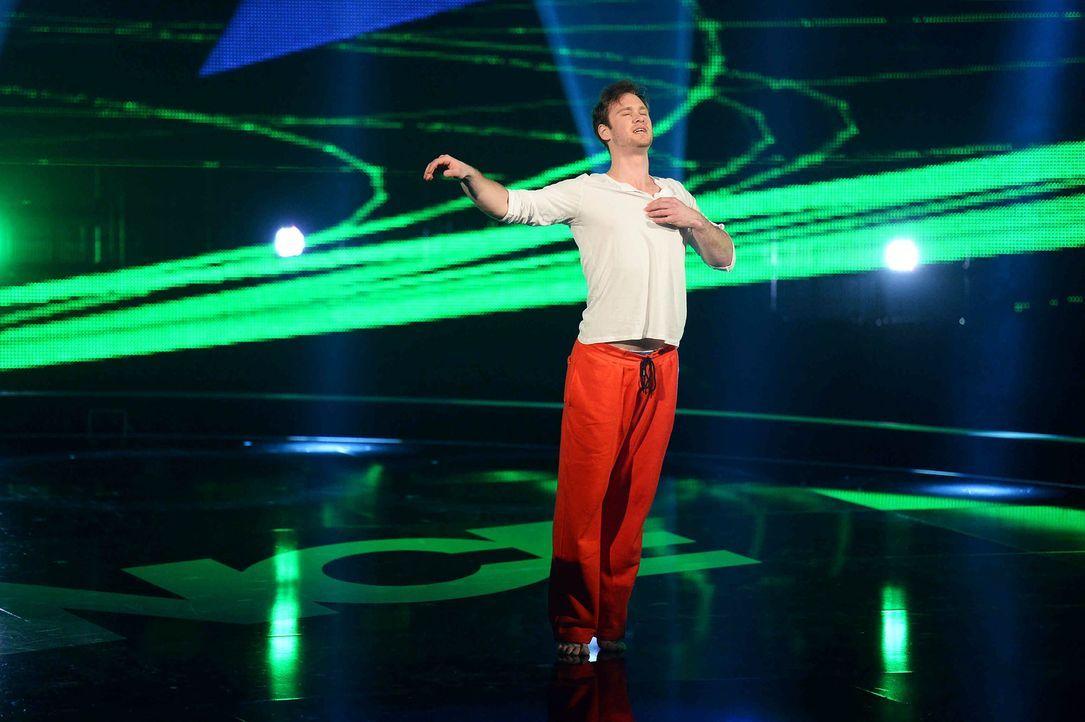 Got-To-Dance-Oleg-01-SAT1-ProSieben-Willi-Weber - Bildquelle: SAT.1/ProSieben/Willi Weber