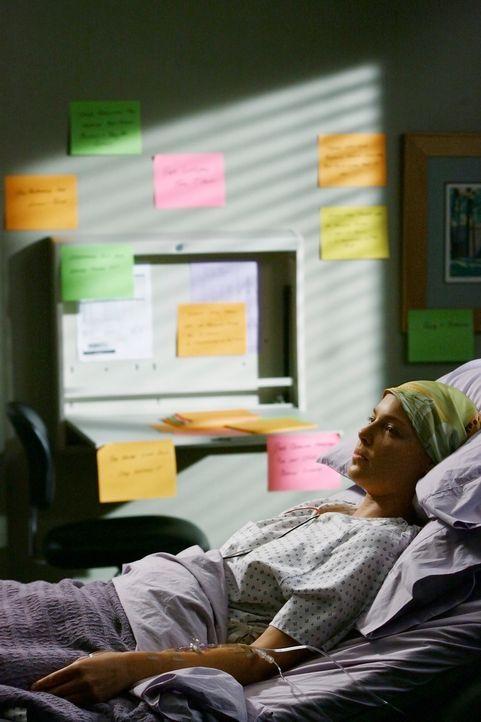 Izzie (Katherine Heigl) zeigt nach der OP besorgniserregende Nebenwirkungen ... - Bildquelle: Touchstone Television