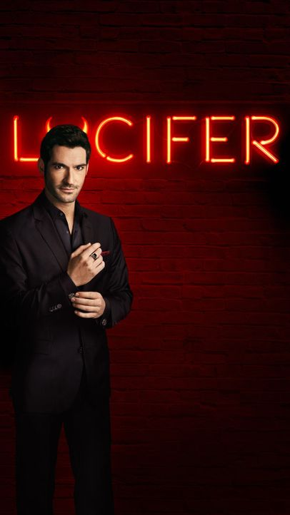 (1. Staffel) - Lucifer - Artwork - Bildquelle: 2016 Warner Brothers