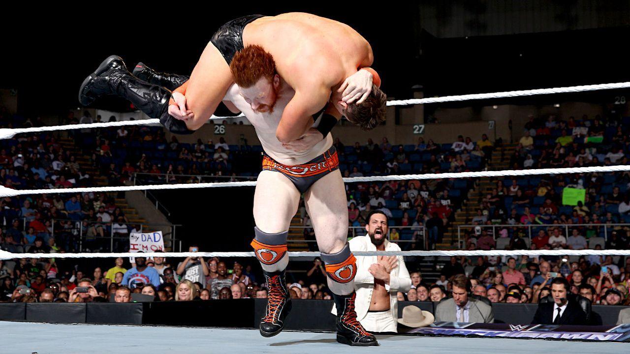 Bilder SmackDown 20. September (10)