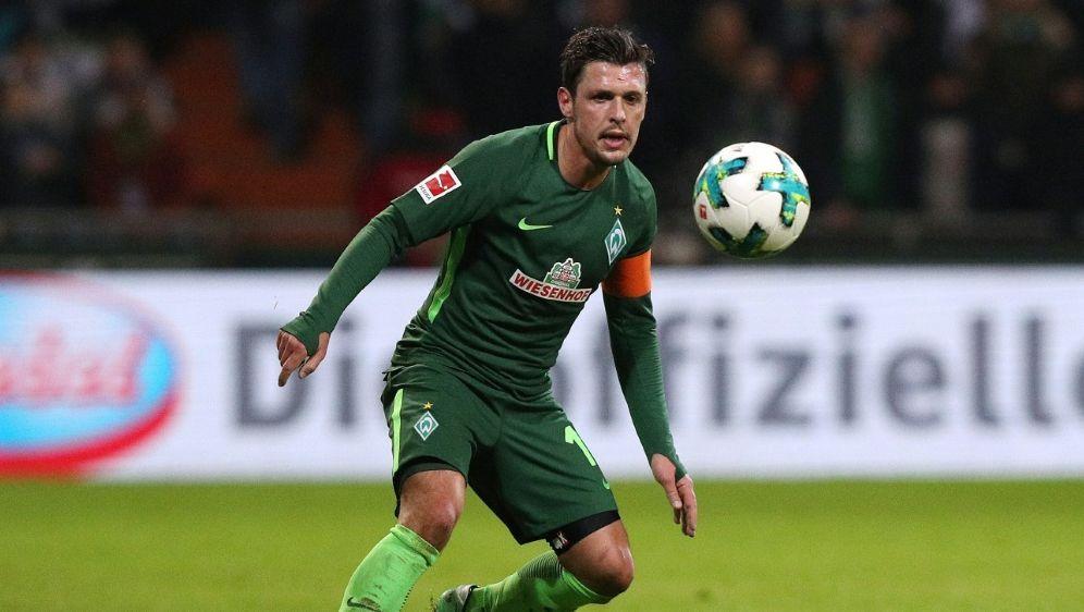 Bremens Zlatko Junuzovic fällt gegen Freiburg aus - Bildquelle: FIROFIROSIDfiroSebastian El-Saqqa
