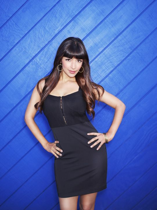 (2. Staffel) - An Selbstbewusstsein mangelt es Cece (Hannah Simone) nicht ... - Bildquelle: 2012-2013 Twentieth Century Fox Film Corporation. All rights reserved.