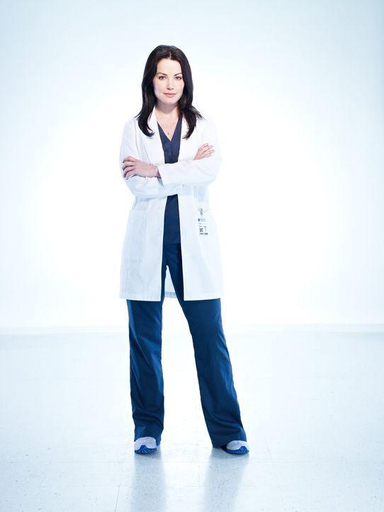 (1. Staffel) - Dr. Alex Reid (Erica Durance) ahnt nicht, dass ihr Verlobter zwar im Koma liegt, sie aber aus dem Grenzbereich zwischen Leben und Tod... - Bildquelle: 2012  Hope Zee One Inc.