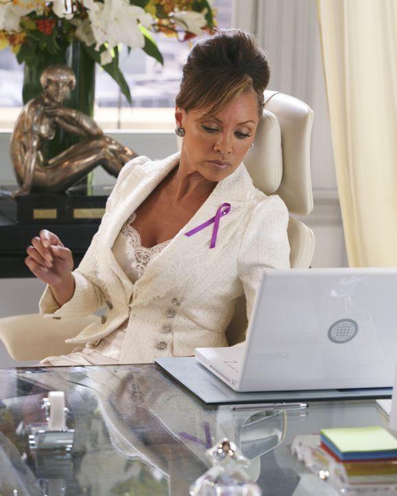 Wilhelmina (Vanessa Williams) versucht mit allen Mitteln, Daniel zu sabotieren ... - Bildquelle: Buena Vista International Television