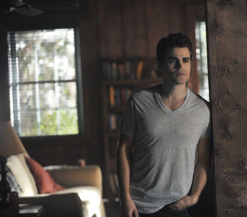 Stefan in seinem neuen Haus - Bildquelle: Warner Bros. Entertainment Inc.