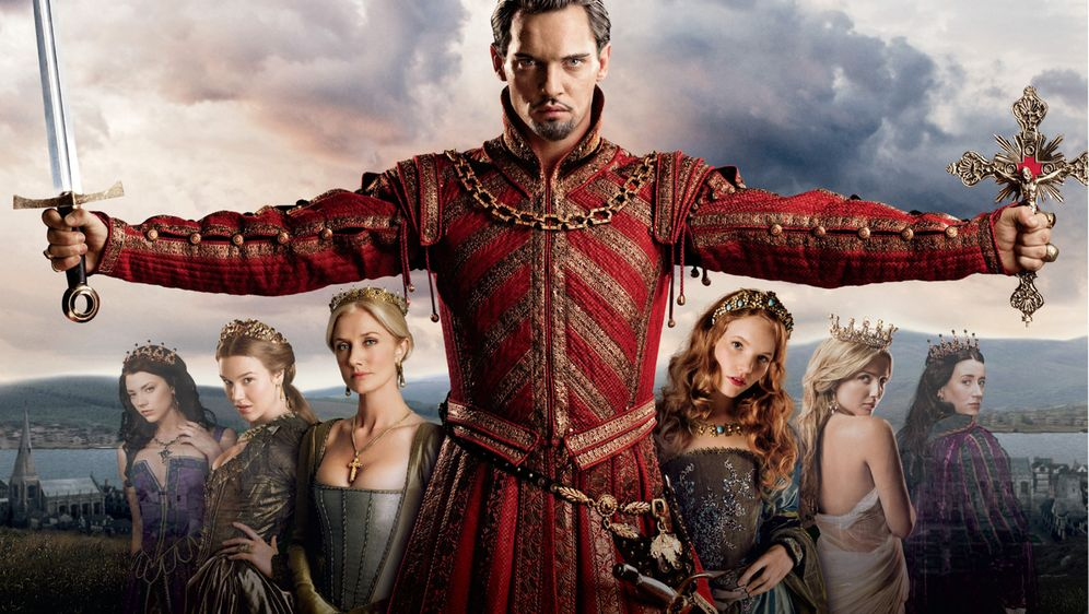 (4. Staffel) - Die Frauen in König Henrys (Jonathan Rhys Meyers, M.) Leben: ... - Bildquelle: 2010 TM Productions Limited/PA Tudors Inc. An Ireland-Canada Co-Production. All Rights Reserved.