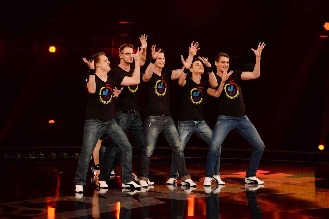 Got-To-Dance-Jump-Jump-08-SAT1-ProSieben-Willi-Weber - Bildquelle: SAT.1/ProSieben/Willi Weber