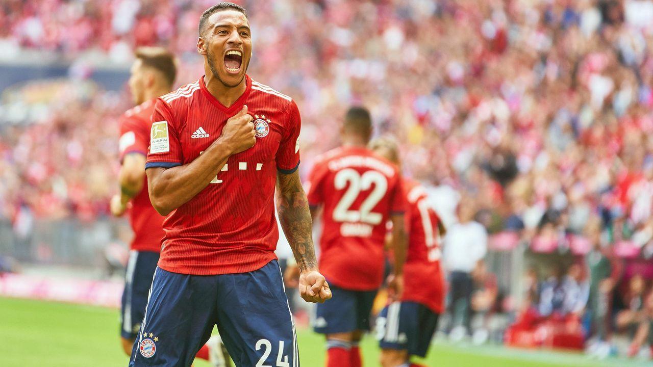 Corentin Tolisso (Bayern München) - Bildquelle: imago/ActionPictures
