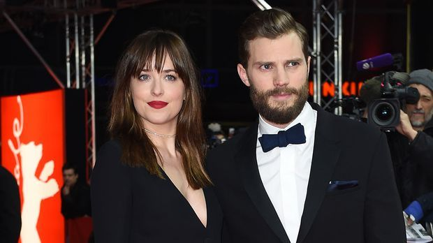 """Fifty Shades of Grey 2"" mit Jamie Dornan: Chemie am Filmset ist ei..."