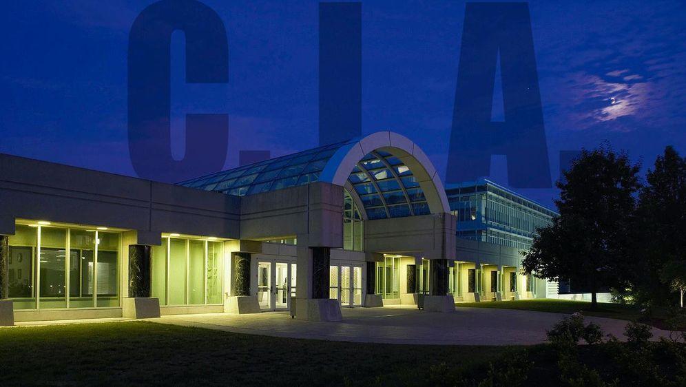 Das CIA Headquarter in Virginia