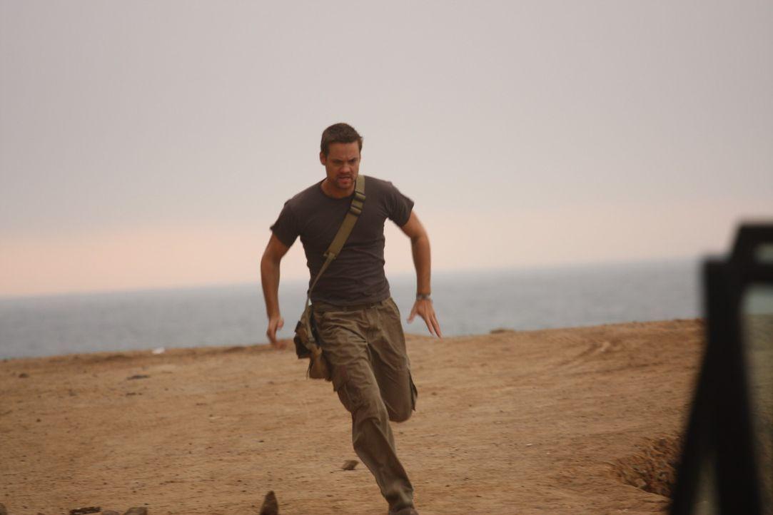 Gejagt von der korrupten peruanischen Armee, die nur höchst ungern Gefangene macht: Jack Wilder (Shane West) ...
